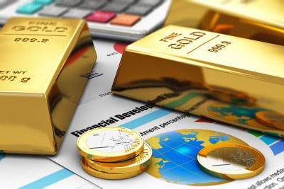 physical gold bullion