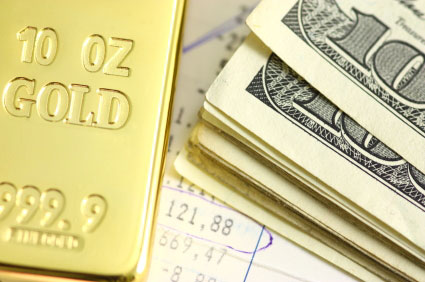 If gold prices are meant to be going up, how come they are ...