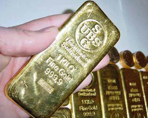 Secure Your Wealth By Buying Bullion Gold Bars